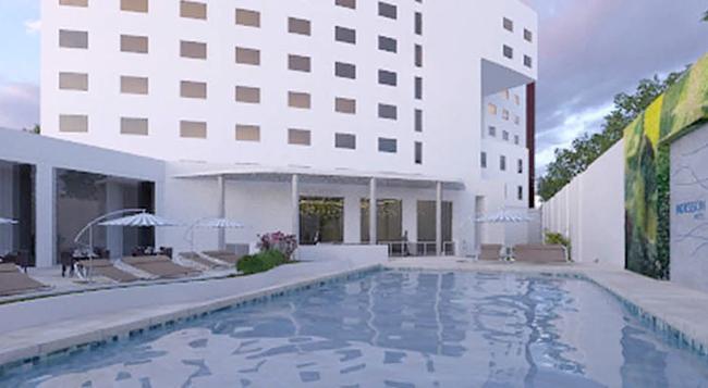 HS HOTSSON Hotel Silao - Silao - 建物
