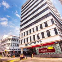 パシフィック エクスプレス ホテル セントラル マーケット クアラルンプール Exterior