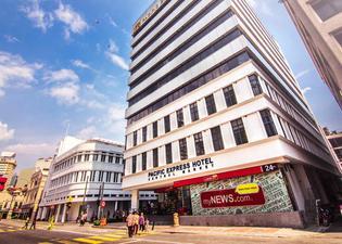 パシフィック エクスプレス ホテル セントラル マーケット クアラルンプール