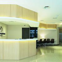パシフィック エクスプレス ホテル セントラル マーケット クアラルンプール Lobby