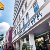 パシフィック エクスプレス ホテル セントラル マーケット クアラルンプール Hotel Entrance