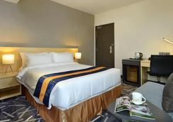 パシフィック エクスプレス ホテル セントラル マーケット クアラルンプール - クアラルンプール - 寝室
