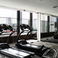 パシフィック エクスプレス ホテル セントラル マーケット クアラルンプール Gym