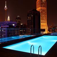 パシフィック エクスプレス ホテル セントラル マーケット クアラルンプール Rooftop Pool