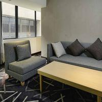 パシフィック エクスプレス ホテル セントラル マーケット クアラルンプール Living Room