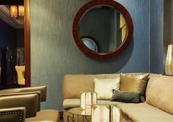 Aaa Deluxe Suite At The Signature Condo Hotel - ラスベガス - ラウンジ