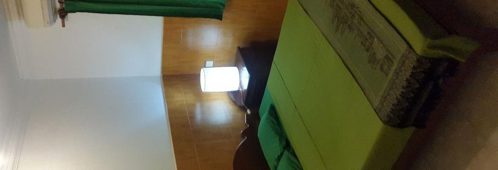 ザ ダンシング フロッグ ホステル - シェムリアップ - 寝室