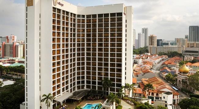 ビレッジ ホテル ブギス バイ ファー イースト ホスピタリティ - シンガポール - 建物