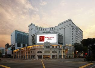 ランデブー ホテル シンガポール バイ ファー イースト ホスピタリティー
