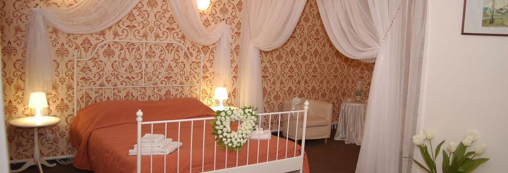 Aster Hotel - Ulyanovsk - 寝室