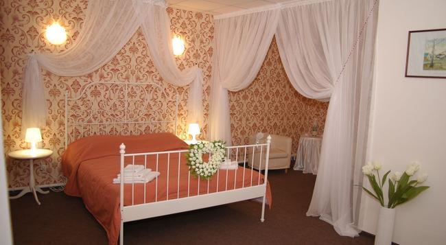 Aster - Ulyanovsk - 寝室