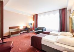 アジムット ホテル ケルン シティセンター - ケルン - 寝室