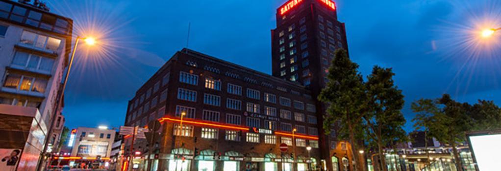 アジムット ホテル ケルン シティセンター - ケルン - 建物