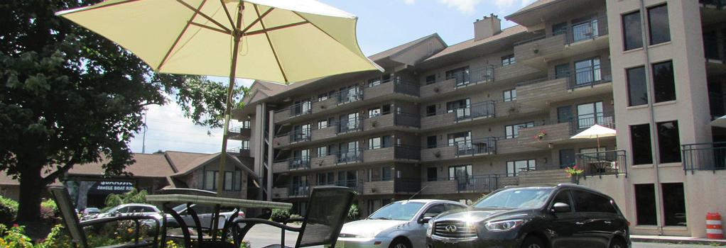 Arbors at Island Landing Hotel & Suites - ピジョン・フォージ - 建物
