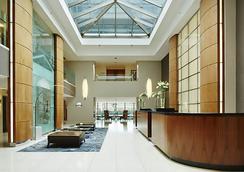 マリオット ウェスト インディア キー ホテル - ロンドン - ロビー