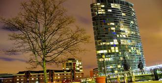 マリオット ウェスト インディア キー ホテル - ロンドン - 建物