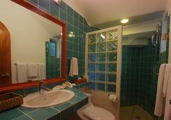 リビエラ マヤ スイーツ - プラヤ・デル・カルメン - 浴室