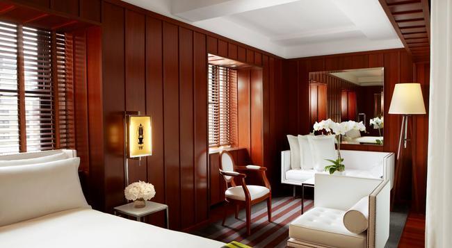 Hudson New York, Central Park - ニューヨーク - 寝室