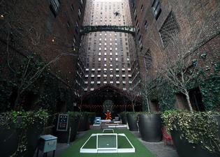 ハドソン セントラル パーク A モルガンズ ホテル