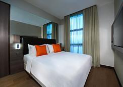 アクイーン ジャラン ベサール ホテル - シンガポール - 寝室