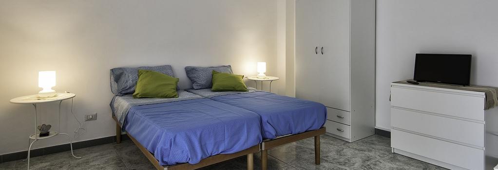 Archita Guest House & Apartment - バーリ - 寝室
