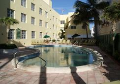 Westgate South Beach Oceanfront Resort - マイアミ・ビーチ - プール