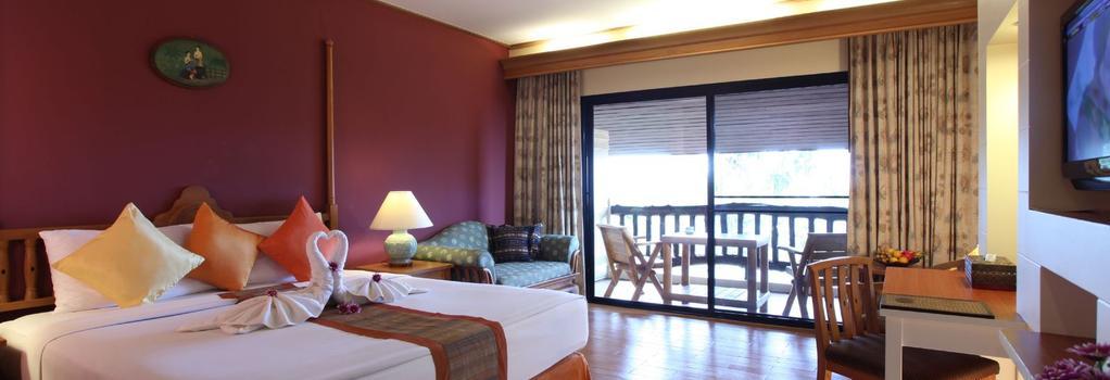ボーグ リゾート & スパ アオナン - クラビ - 寝室
