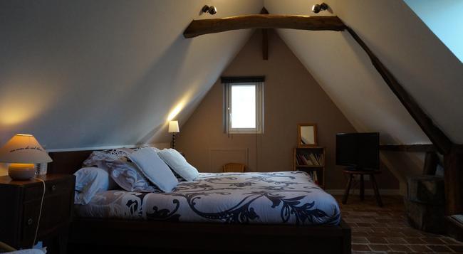 サン ピエール アパルツ ホテル - シャルトル - 寝室