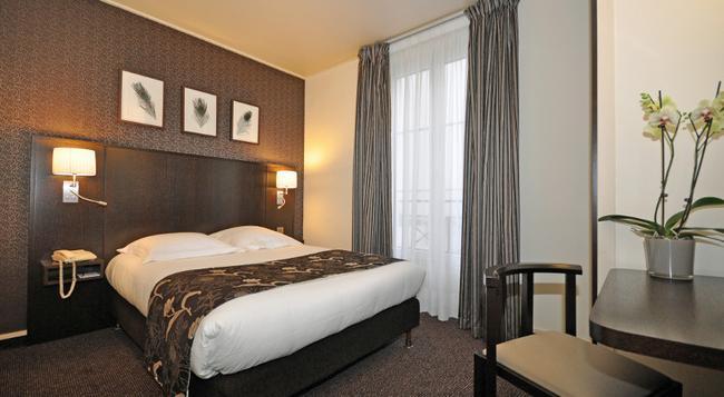 エッフェル サン シャルル - パリ - 寝室
