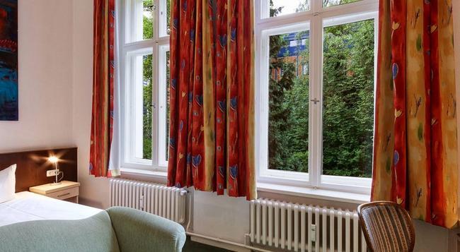 ホテル ティーアガルテン ベルリン - ベルリン - 寝室