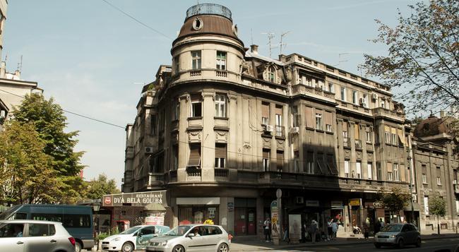 Hostel Lux Skadarlija - ベオグラード - 建物