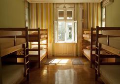 Hostel Lux Skadarlija - ベオグラード - 寝室