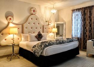 ホワイトロー ホテル