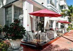 ホワイトロー ホテル - マイアミ・ビーチ - 屋外の景色