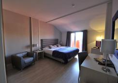 Hotel Puerta de Segovia - セゴビア - 寝室