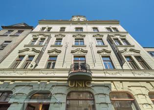 ホテル UNIC プラハ