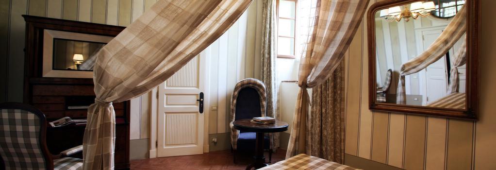 Villa Bordoni - Greve in Chianti - 寝室