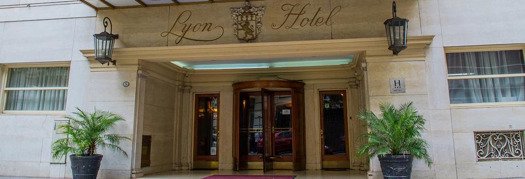 Hotel Lyon - ブエノスアイレス - 建物