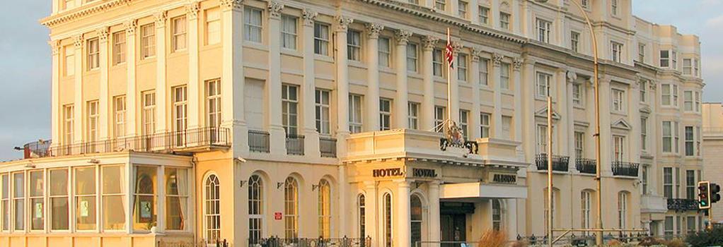 ザ ロイヤル アルビオン シーフロント ホテル - Brighton - 建物