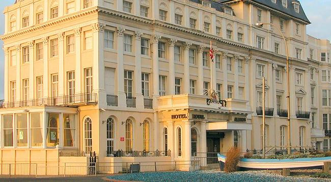 Royal Albion Hotel - Brighton - 建物
