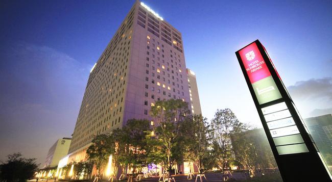 ホテルサンルート有明 - 東京 - 建物