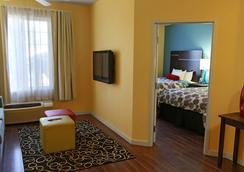 Ontario Grand Inn & Suites - オンタリオ - 寝室