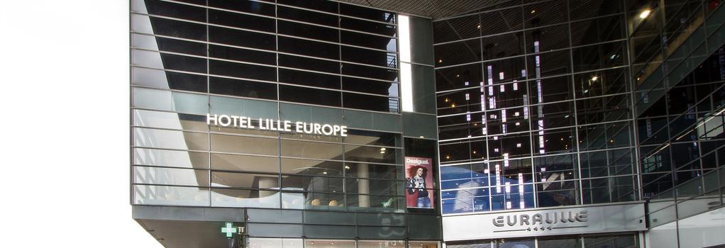 ホテル リール ヨーロッパ - リール - 建物