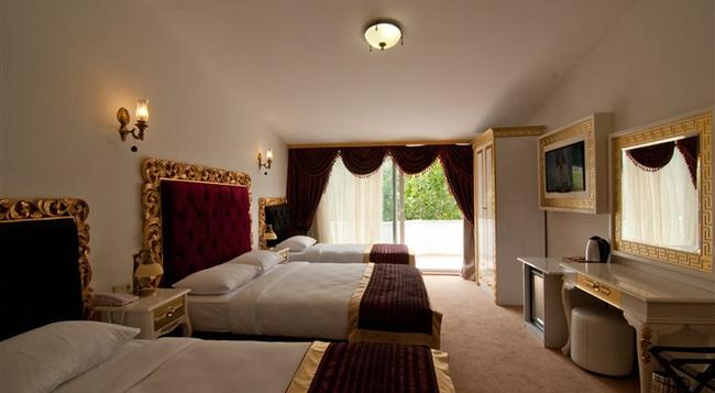 Vali Konak Hotel - イスタンブール - 寝室