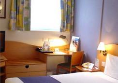 デイズ ホテル ワーテルロー - ロンドン - 寝室