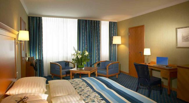 ホテル ド フランス - ウィーン - 寝室