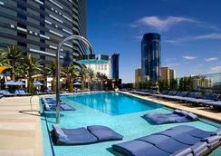 The Cosmopolitan Of Las Vegas - ラスベガス - プール