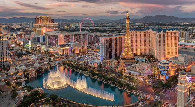 The Cosmopolitan of Las Vegas - ラスベガス - 建物