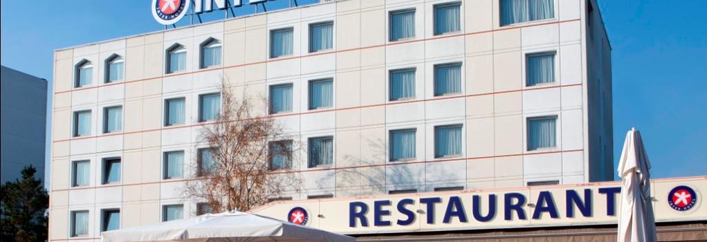 インターホテル アポロニア - ボルドー - 建物