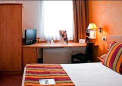 インターホテル アポロニア - ボルドー - 寝室